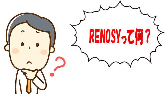RENOSYとは